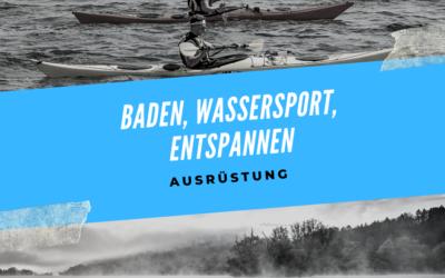 Baden, Wassersport und Entspannen