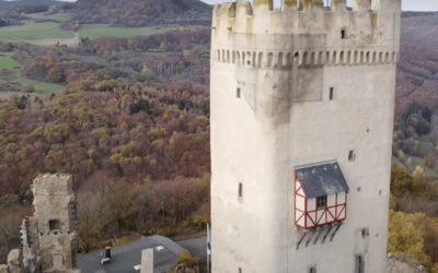 Burg Olbrück – Highlight der Vulkaneifel